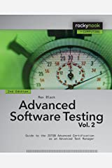 Advanced Software Testing - Vol. 2, 2nd Edition: Guide to the ISTQB Advanced Certification as an Advanced Test Manager Paperback