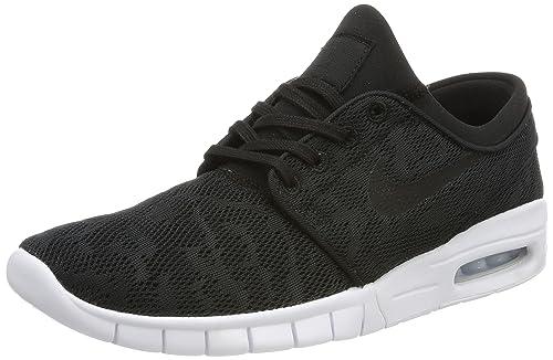 new product e53d0 a6bd5 Nike Stefan Janoski MAX, Zapatillas de Skateboarding para Hombre   Amazon.es  Zapatos y complementos