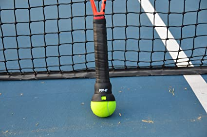 Amazon.com: Pop-It, accesorio para recoger pelotas de tenis ...