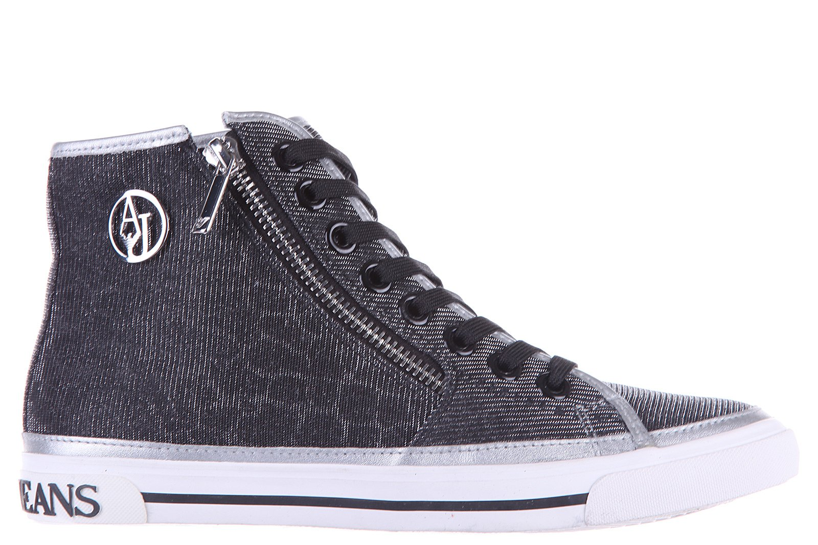 ARMANI JEANS Women's Shoes high top