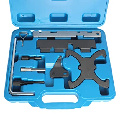 BELEY Auto Engine Camshaft Belt Timing Locking Tool Set Compatible with Ford 1.5 1.6 Fiesta VCT Focus/C Max 1.6 VCT-Ti: Automotive