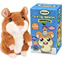 Ayeboovi Toys Hamster Repeats Educational Talking Toy