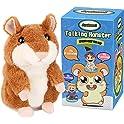 Ayeboovi Toys Hamster Repeats Educational Talking Toy