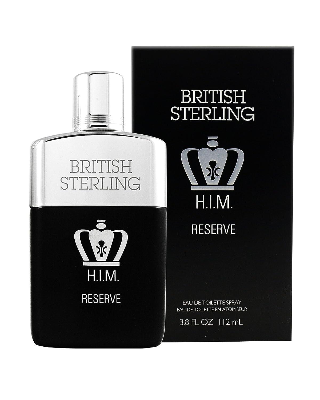 Dana BRITISH STERLING H.I.M. RESERVE EAU DE TOILETTE SPRAY 3.8 FL OZ 74100