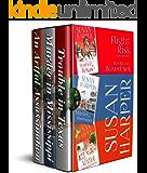 Flight Risk Cozy Mystery Boxed Set: Books 4 - 6