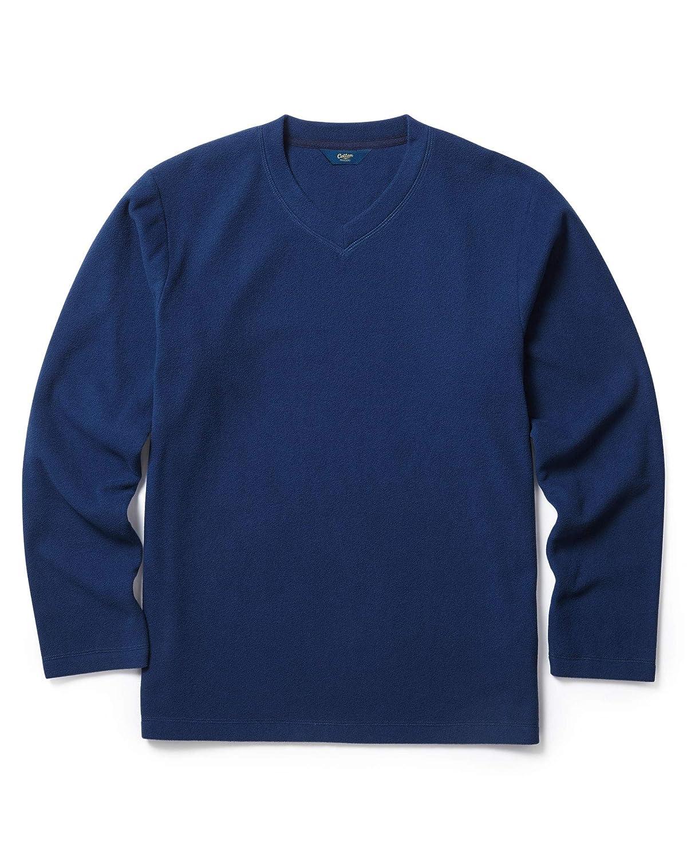 Cotton Traders Unisex Soft Fleece Pyjama Top