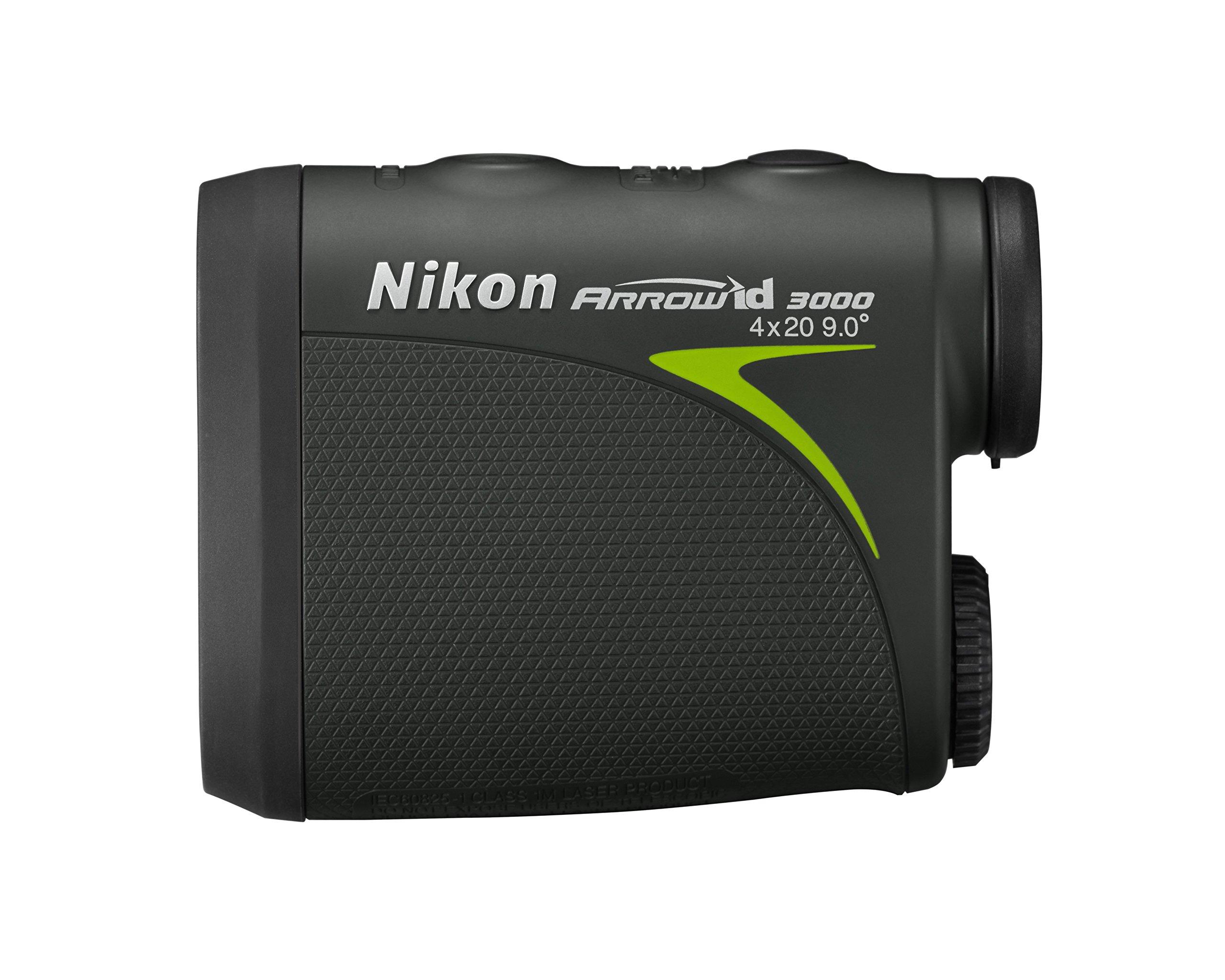 Nikon 16224 Arrow ID 3000 Bowhunting Laser Rangefinder by Nikon (Image #2)