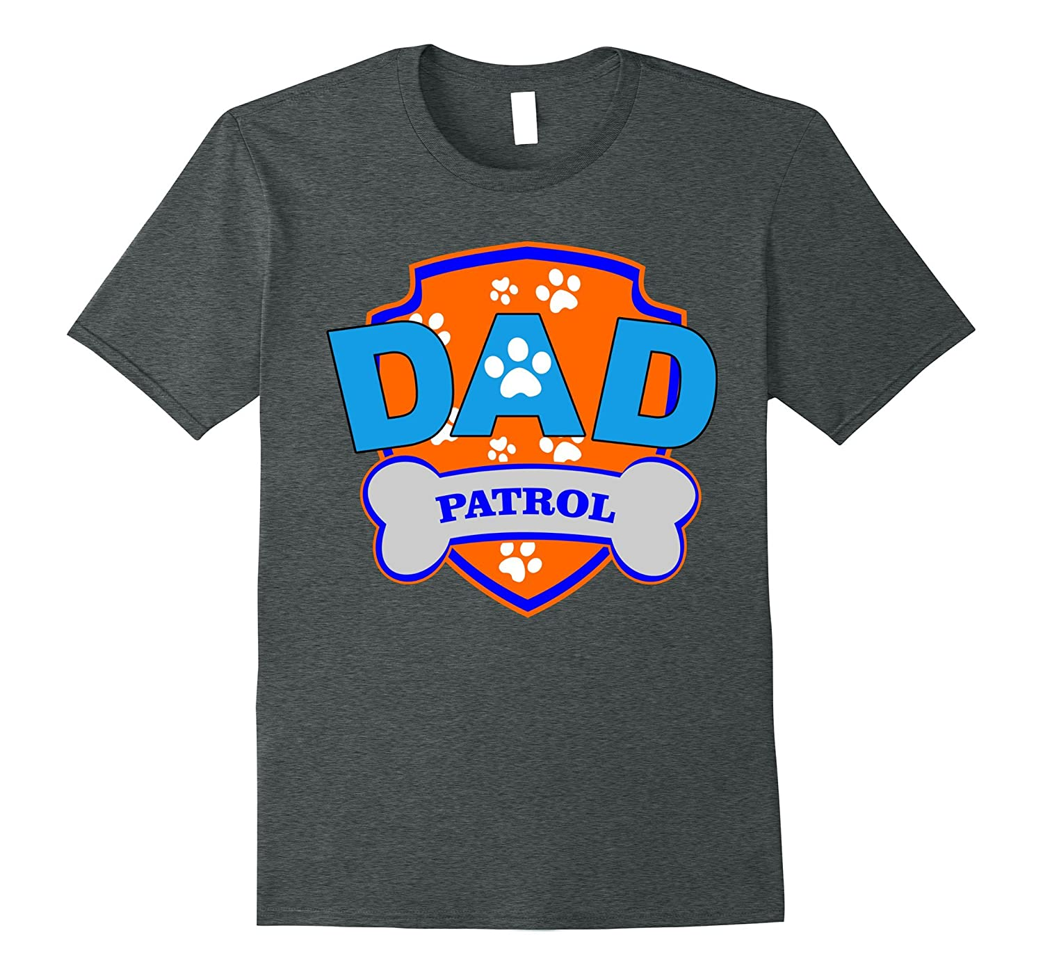 83b0919e5 Mens Funny Dad Patrol T-Shirt Awesome Cool Gift Tee-RT – Rateeshirt