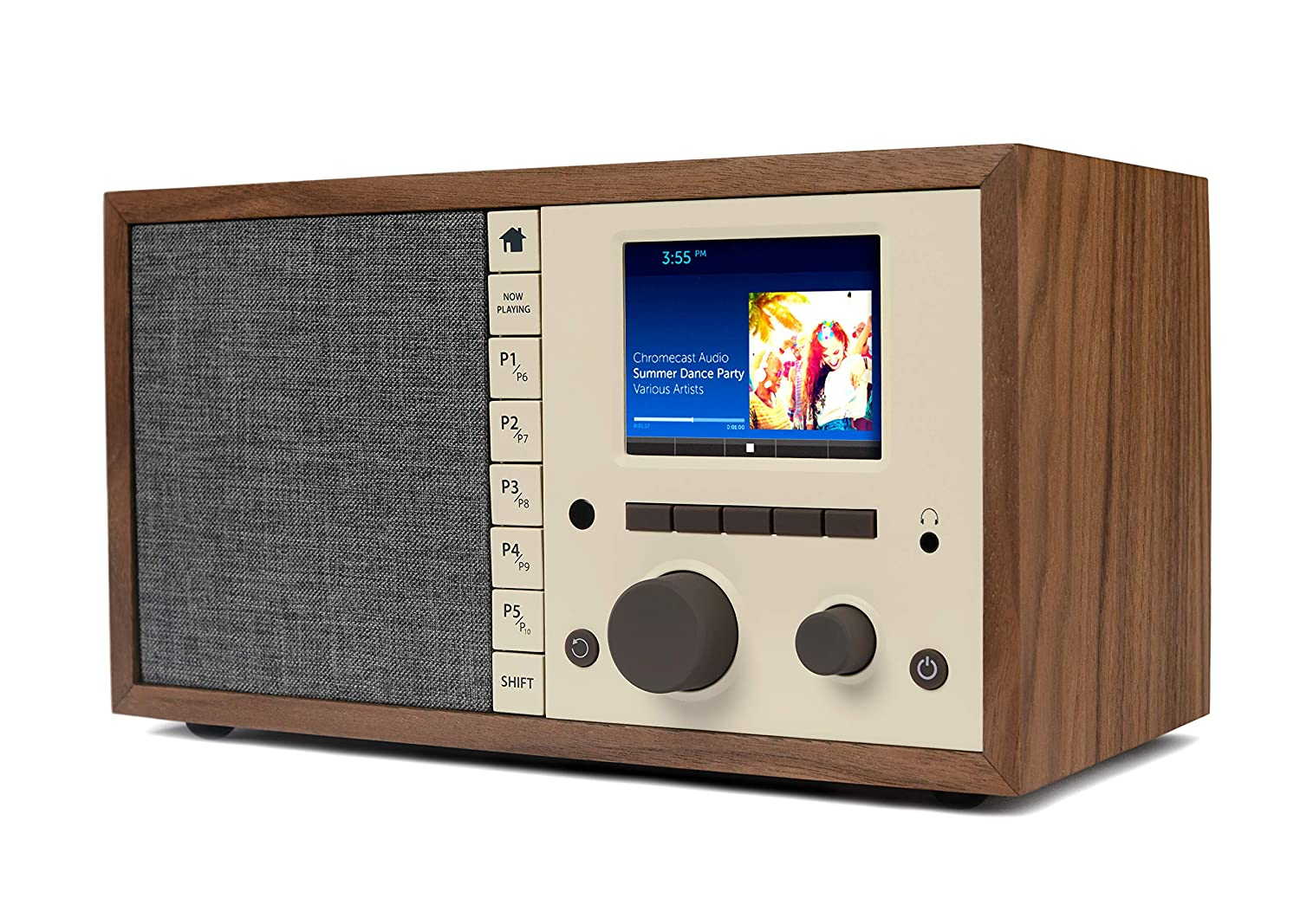 Amazon.com: Grace Digital Mondo+ Classic: Radio inalámbrica ...