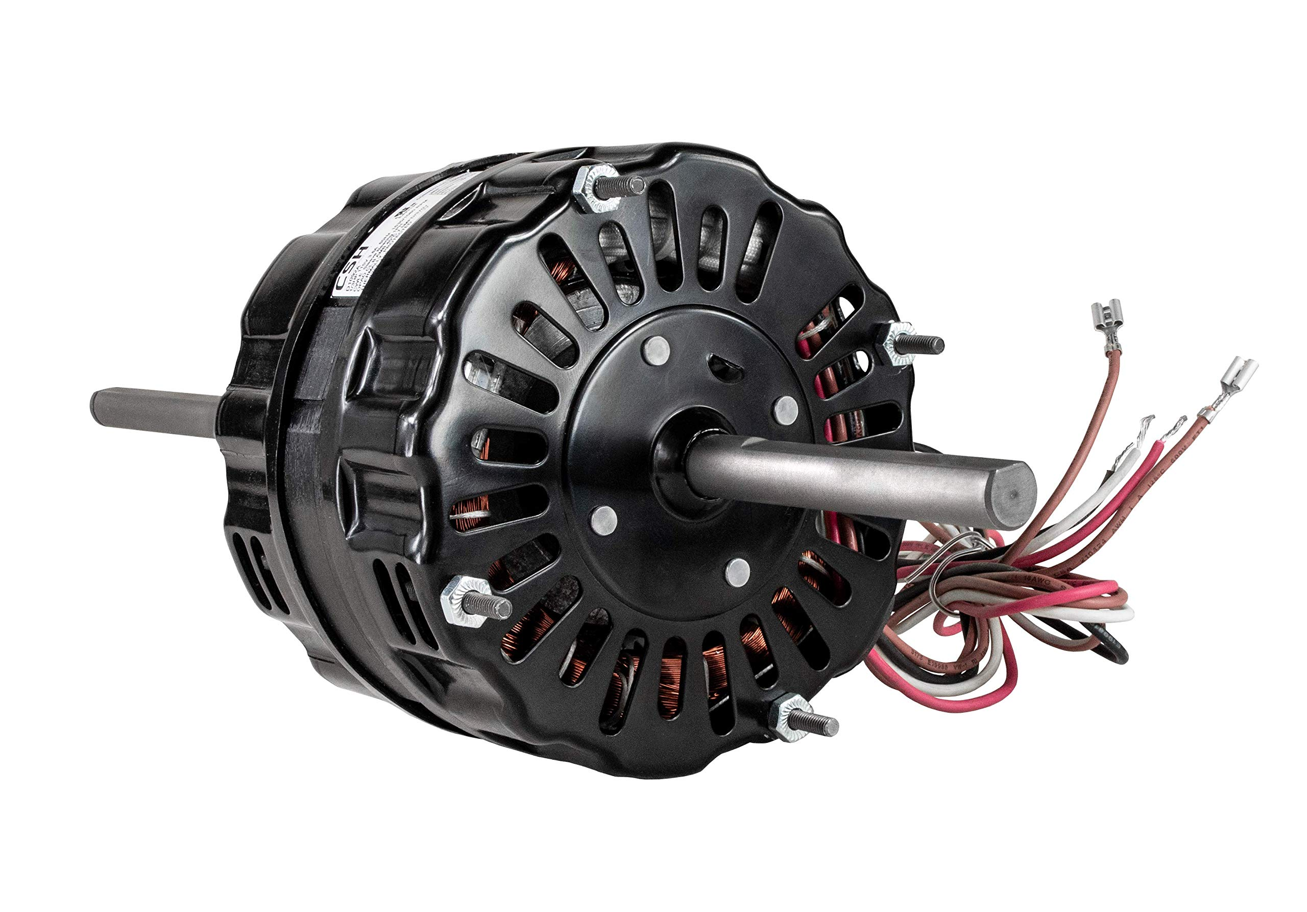 1/3 HP 115 Volt 1625 RPM 2-Speed Coleman RV Air Conditioner Motor Replaces Fasco D1092