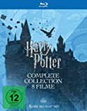 Harry Potter Zauberer Collection Blu-ray/DVD: Amazon.de