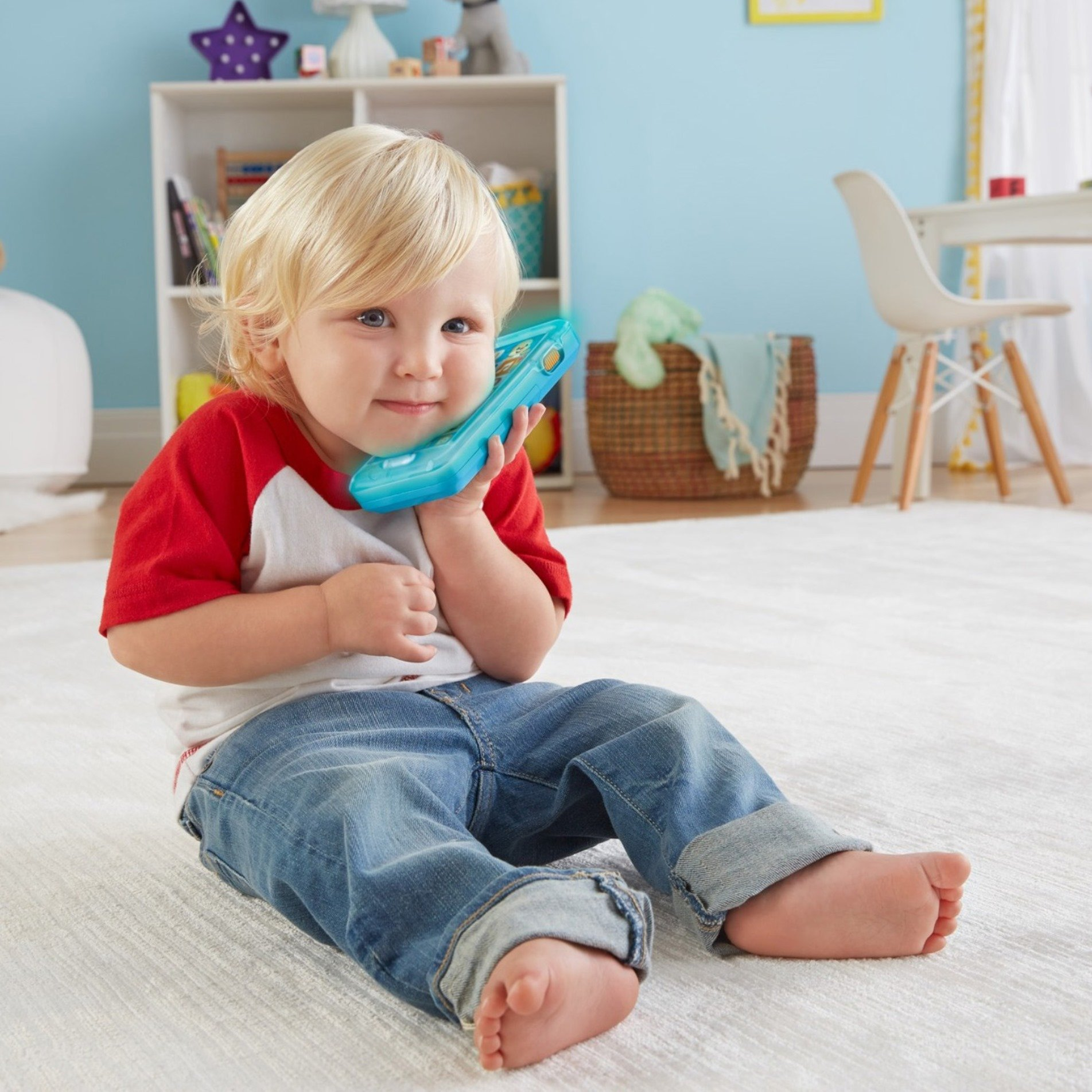 Fisher-Price Laugh & Learn Leave A Message Smart Phone, Puppy by Fisher-Price (Image #6)
