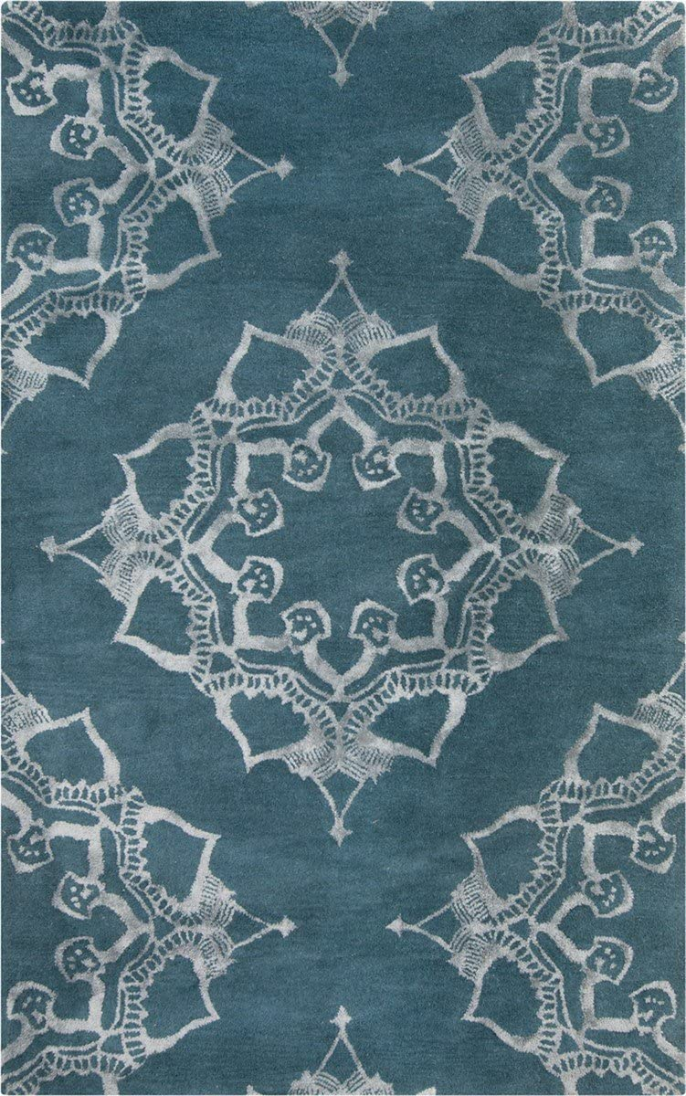 Surya Hand Tufted Casual Accent Rug