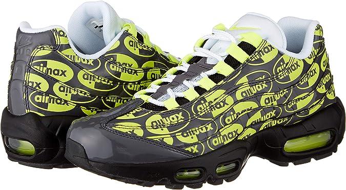 Nike Air Max 95 PRM, Chaussures de Gymnastique Homme