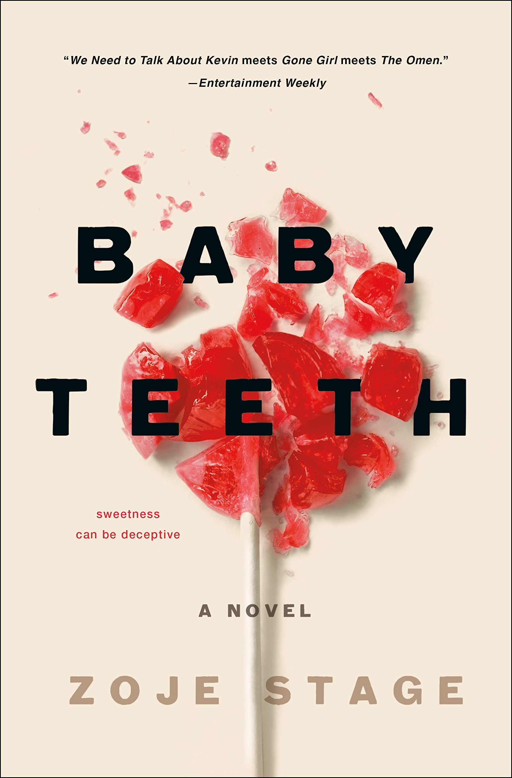 Image result for baby teeth book cover