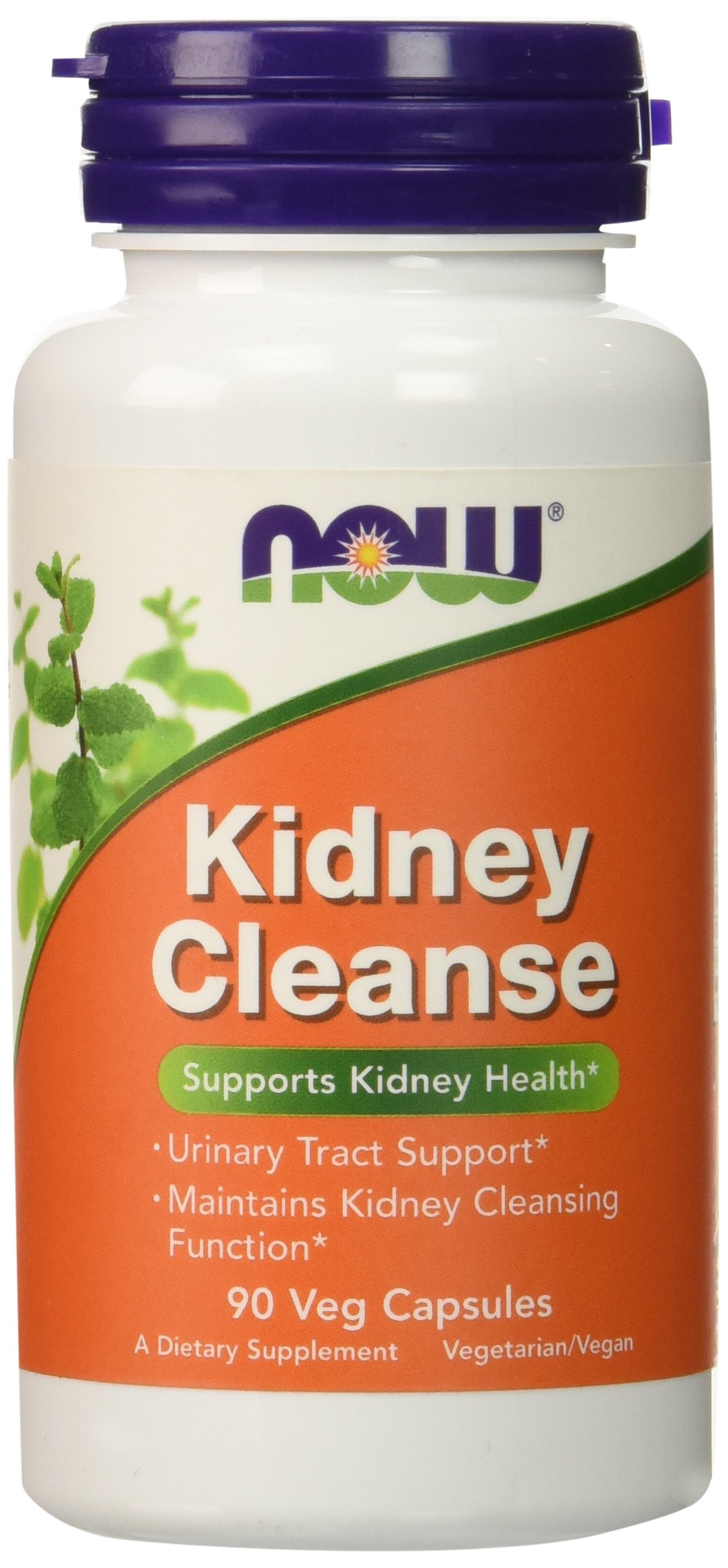 NOW Kidney Cleanse,90 Veg Capsules