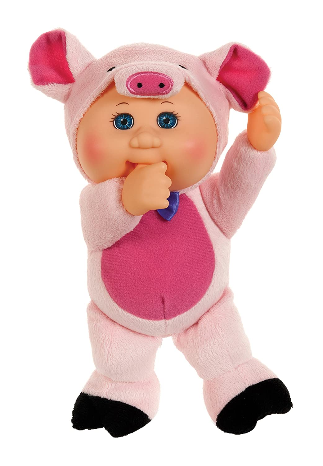 Amazon Com Cabbage Patch Kids Cuties Collection Petunia The Pig