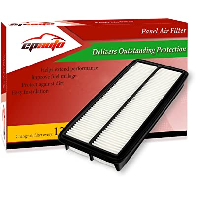EPAuto GP600 (CA9600) Replacement for Honda/Acura Extra Guard Rigid Panel Air Filter for Accord V6 (2003-2007), RL (2005-2008), TL (2004-2006): Automotive