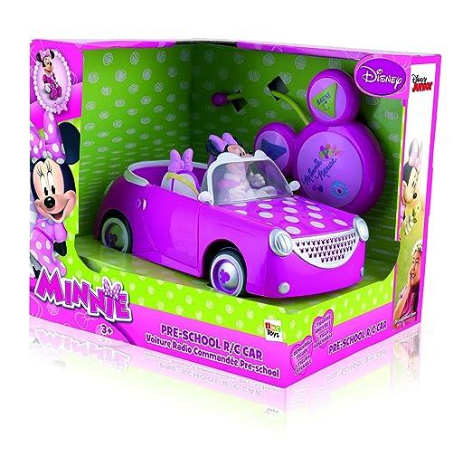 18 opinioni per IMC Toys 181199- Minnie Auto RC con Personaggio