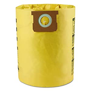 Shop-Vac 9067200 Type I 10-14-Gallon High Efficiency Disposable Collection Filter Bag 2-Pack