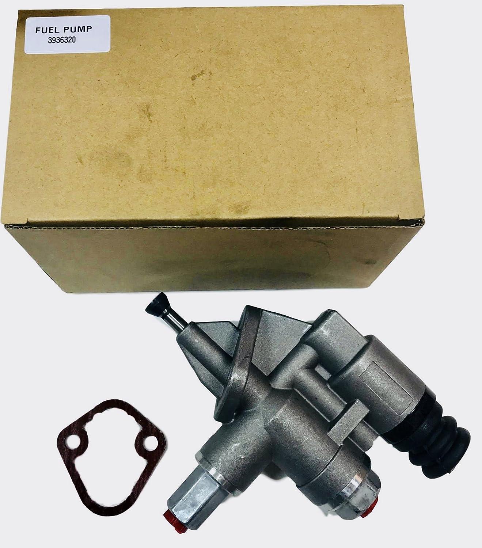 3936320 Fuel Transfer Pump Part For Cummins 4988751 4944714 3933256 Case IH