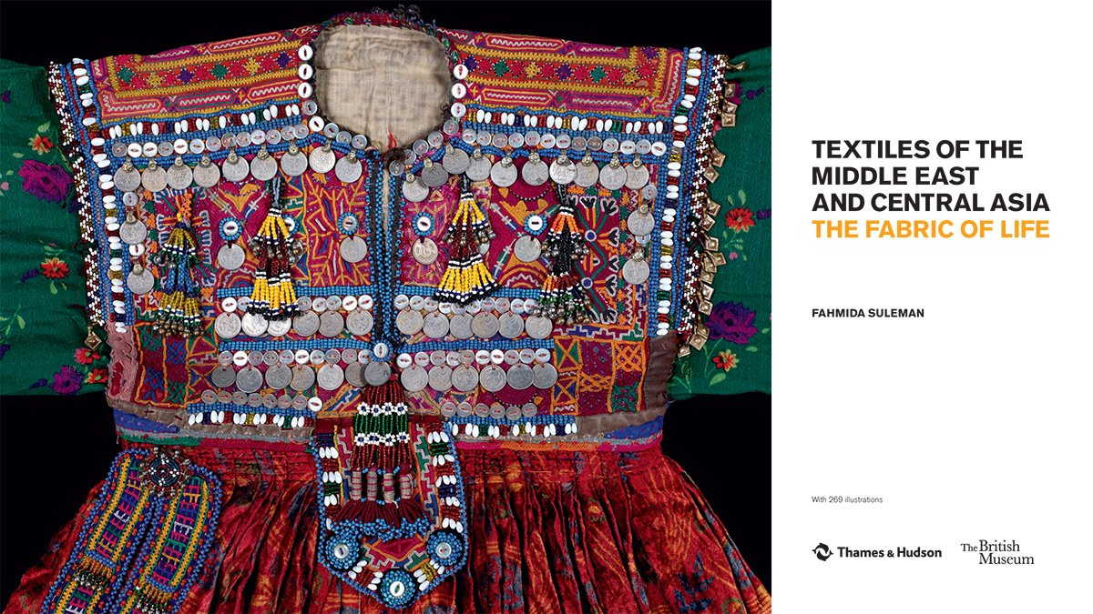 Textiles of the Middle East and Central Asia: The Fabric of Life by THAMES HUDSON (Image #2)