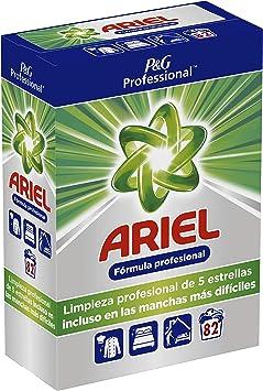 Ariel Professional Regular Detergente En Polvo 5.33 kg, 82 Lavados ...
