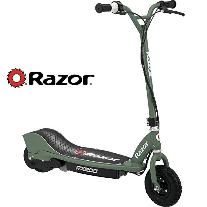 Amazon.com: Razor RX200 patín del diablo elé ...