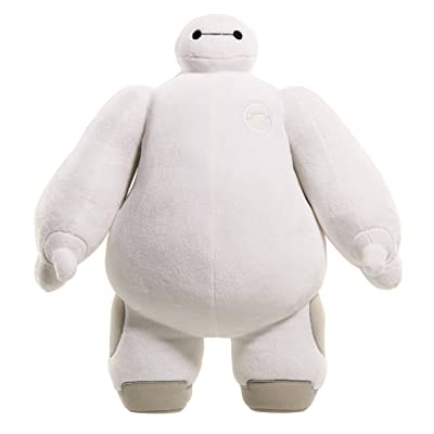 Disney Big Hero Six Baymax Plush: Toys & Games