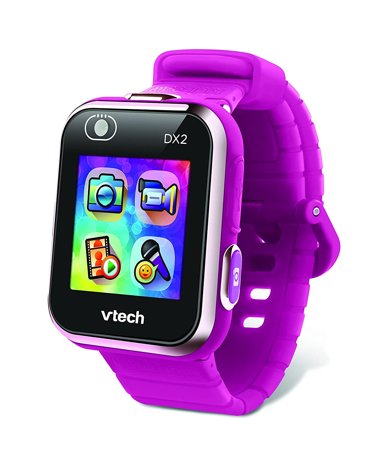VTech- Connect DX2 Reloj, Color frambuesa, Norme (193845)