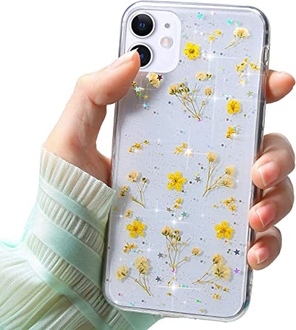 Coque Compatible avec iPhone 11 6.1 Étui Transparente Silicone ...