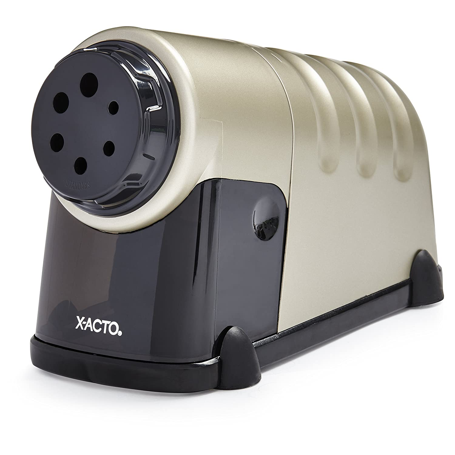 X-ACTO High Volume Commercial Electric Pencil Sharpener, Model 41, Beige Elmers 1606