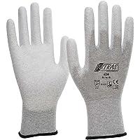Nitra 6230 ESD-handschoenen - antistatisch en geschikt voor touchscreen, maat: maat 7/M
