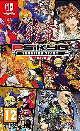 Psikyo Shooting Stars Bravo: Amazon.es: Videojuegos