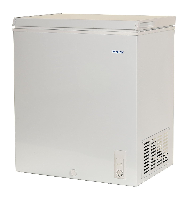 Haier HF50CM23NW 5.0 cu. Congelador de pecho de capacidad cuadrada ...