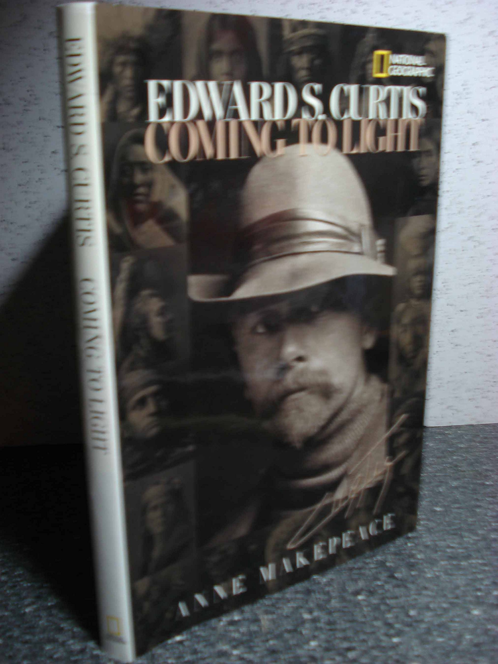 Read Online Edward S. Curtis Coming to Light pdf