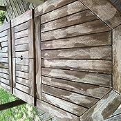 Amazon.com: Amazonia Indiana 7 piezas Oval Eucalipto ...