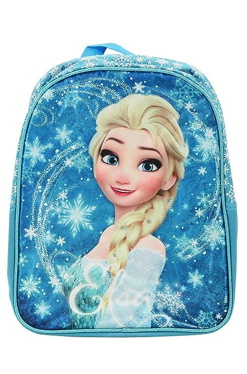 bed288a7ea zaino asilo mini frozen elsa - disney: Amazon.it: Giochi e giocattoli