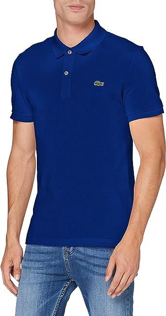 Lacoste Ph4012 Camisa de Polo, Cumulus, M para Hombre: Amazon.es: Ropa y accesorios
