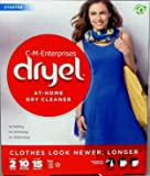 Dryel Kit pour nettoyage à sec à domicile Parfum de propreté et de brise