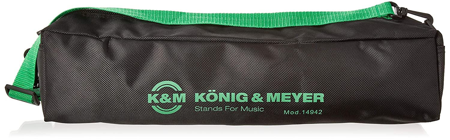 K&M Stands 14942 Carrying Case for 14940 and 14941 and 14952 14942-000-00
