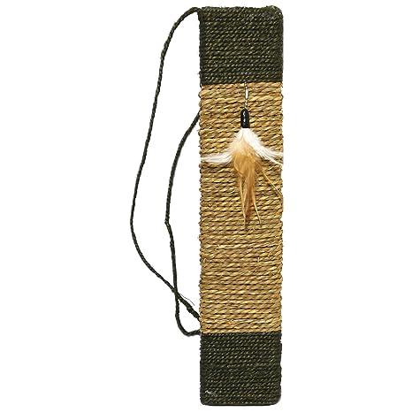 Rosewood - Juguete para gatos Jolly Moggy con hierba gatera