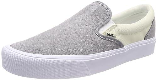 Vans Slip-on Lite, Zapatillas sin Cordones Unisex Adulto: Amazon.es: Zapatos y complementos