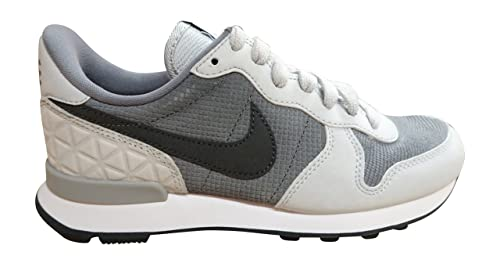 Nike Womens Internationalist PRM Running Trainers 828404 Sneakers Shoes (US 7.5, cool grey anthracite pure platinum 006)