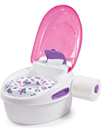 Summer Step by Step Potty, Girl
