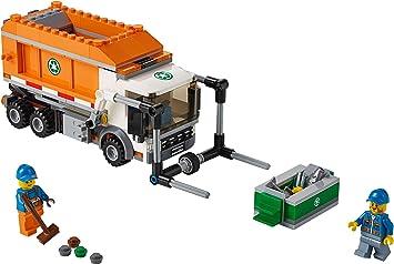 LEGO City - Camión de la Basura (60118): Amazon.es: Juguetes y juegos