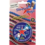 Stretch Magic Spool with Jewellery Cord, Clear