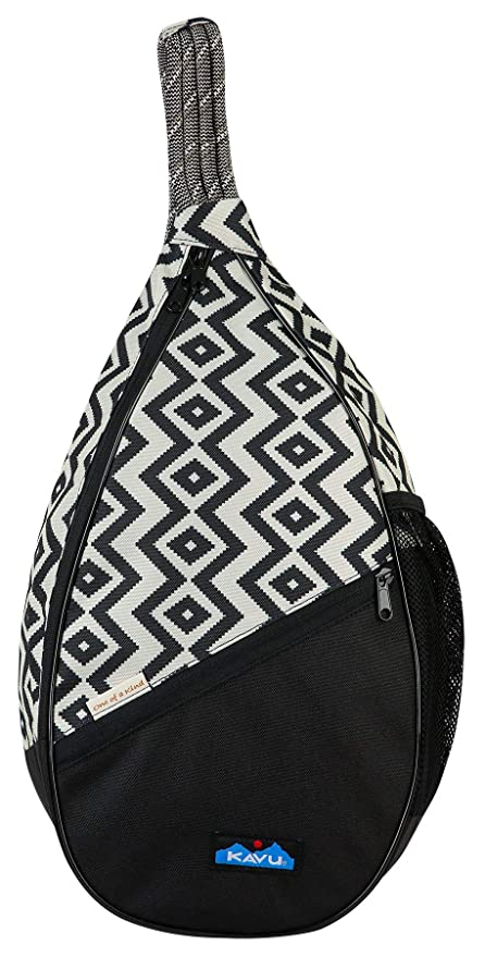 5eec770cbc Amazon.com: KAVU Paxton Pack Backpack Rope Sling Bag - BW Textile ...