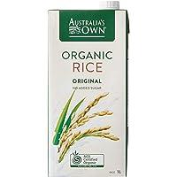 Australia's Own Rice Milk, 1L (Pack of 8)