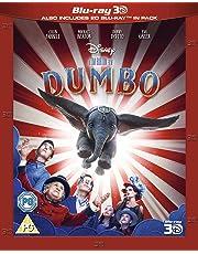 Dumbo 3D Blu-ray